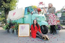 The 50 Best Florists Flower TruckFlower