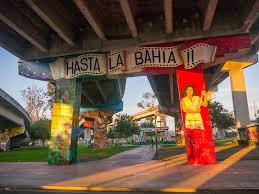 Chicano Park Murals Meanings by Mural Under Bridge In Chicano Park San Diego The Phrase U201c U2026 Flickr