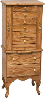 Jewelry Armoires (JM) — Amish Oak Showcase Linon Molly Sixdrawer Jewelry Armoire With Mirror Espresso Acme Fniture Otis In Antique White97204 The Nathan Direct Bombay J1001armsoak Shop Chocolate Cheval At Lowescom Armoires Bedroom Home Depot Innerspace Overthedowallhangmirrored Mirrored Amish Valley Products Powell Merlot Armoire398315 Decators Collection Lotus Tanbrown
