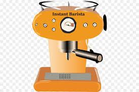 Espresso Coffee Cafe Cappuccino Clip Art