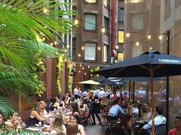 Harborside Grill And Patio Boston Ma Menu by These 170 Patios Are Officially Open For 2017