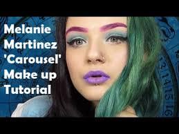 Melanie Martinez Carousel Make Up Tutorial