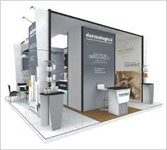 Exhibition Stall Designs For Food Consumer Goods Industries