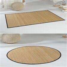 bamboo rug rug bamboo mat wenge in 11 sizes living room