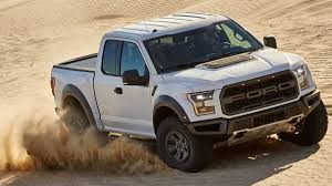 Taking The 2017 Ford Raptor Off-Road Is Like Driving With Cheat Codes