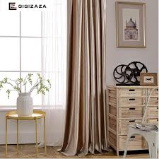 Material For Curtains And Blinds by Aliexpress Com Buy Ruby Velvet Shiny Fabric Window Curtains