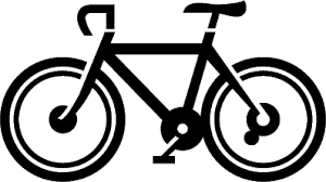 Cycling Bike Clipart Banner Freeuse Library