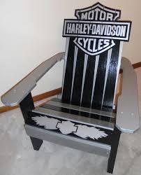Harley Davidson Adirondack Chair