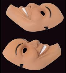 Purge Anarchy Mask For Halloween by The Purge Anarchy James Sandin Mask Halloween Props