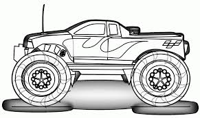 Car Coloring 3 Free Printable Pages