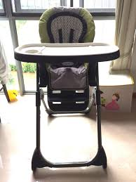 Graco 4in1 Baby High Chair, Babies & Kids, Nursing & Feeding On ... Graco High Chair In Spherds Bush Ldon Gumtree Ingenuity Trio 3in1 High Chair Avondale Ptradestorecom Baby With Washable Food Tray As Good New Qatar Best 2019 For Sale Reviews Comparison Amazoncom Hoomall Safe Fast Table Load Design Fold Swift Lx Highchair Basin Cocoon Slate Oribel Chicco Caddy Hookon Red Costway 3 1 Convertible Seat 12 Best Highchairs The Ipdent 15 Chairs