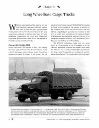 100 Ww2 Trucks Chevrolet G506 By David Doyle Purchase Your Book Today