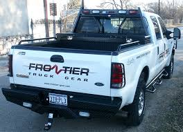 100 Frontier Truck Accessories Trails End