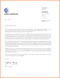 Scholarship Recommendation Letter From Employer Icardibaldoco