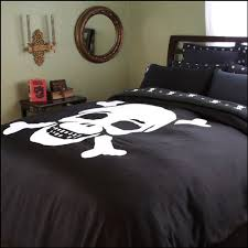 Confederate Flag Bedding by Sin In Linen Jolly Roger Flagship Skulls Duvet Cover U0026 Reviews