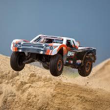 100 Losi Desert Truck 16 Super Baja Rey 4WD BND VIDEO RC Car Action
