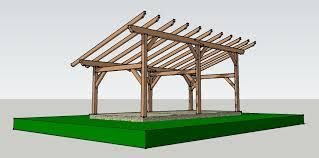 14x30 timber frame shed barn timber frame houses tiny houses