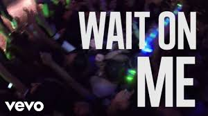 rixton wait on me lyric video youtube