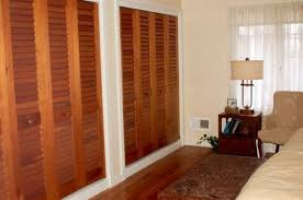 Easy And Quick Louvered Closet Doors