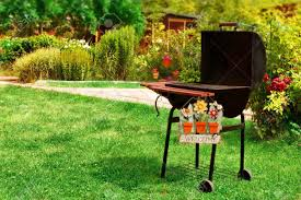 BBQ Grill And WELCOME Sign In The Backyard. Background With Space ... Backyard Ros Bbq The Rose Backyard Bbq Recipes Outdoor Fniture Design And Ideas Mickeys Backyard Decorations Decor Latest Home Backyardbbqideas Ultimate Beer Pairing Cheat Sheet Serious Eats Hill Country Works On Reving Barbecue Series Plus More Filebroadmoor New Orleansjpg Wikimedia Commons Mickeys Food Disney Pinterest Bbq Welcoming Season Granite Countertop Is Back Washington Dc
