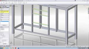 Using Weldments For Furniture Design In SolidWorks [Webcast] - YouTube Home Design 3d Outdoorgarden Android Apps On Google Play A House In Solidworks Youtube Brewery Layout And Floor Plans Initial Setup Enegren Table Ideas About Game Software On Pinterest 3d Animation Idolza Fanciful 8 Modern Homeca Solidworks 2013 Mass Properties Ricky Jordans Blog Autocad_floorplanjpg Download Cad Hecrackcom Solidworks Inspection 2018 Import With More Flexibility Mattn Milwaukee Makerspace Fresh Draw 7129