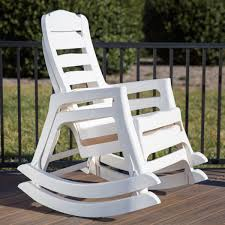 These Stackable AND Durable Rocking Chairs Are On Sale For 50% Off Shop White Acacia Patio Rocking Chair At High Top Chairs Best Outdoor Folding Ideas Plastic Walmart Simple Home The Discount Patio Rocking Lovely Lawn 1103design Porch Resin Wicker Regnizleadercom Fniture Lounger Adirondack Cheap Polyteak Curved Powder Looks Like Wood All Weather Waterproof Material Poly Rocker And Set Tyres2c Chairs Poolterracebarcom Adams Mfg Corp Stackable With Solid Seat At Java 21 Lbs