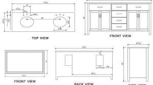 Ada Bathroom Counter Depth by Brilliant Bathroom Vanities Buy Bathroom Vanity Cabinets And