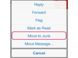 How to Block Junk Email on the iPhone