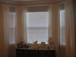 Kitchen Curtain Ideas For Bay Window by Living Room Living Room Curtains Kitchen Bay Window Inspiration