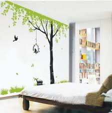 Wall Mural Decals Nature by Tree Wall Decals Kids Wall Art Baby Nursery Decals Nature Wall