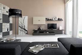 maskulin wohnzimmer ideen mit schwarzen möbeln dekomobel