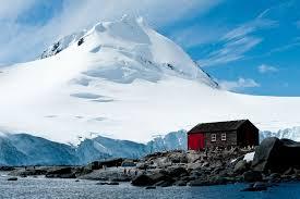 104 Antarctica House Port Lockroy In Boat Storage Storage