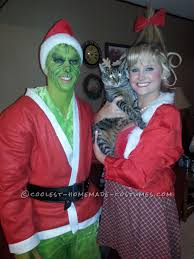 Whoville Christmas Tree Edmonton by 35 Coolest Homemade How The Grinch Stole Christmas Costumes