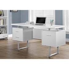 interesting staples office desk sauder edgewater collection
