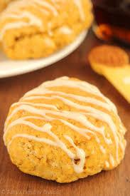 Paleo Maple Pumpkin Custard maple pumpkin scones amy u0027s healthy baking