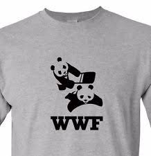 wwf t shirt panda ebay