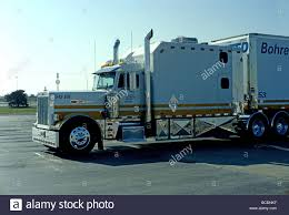 Peterbilt Truck Parked On Iowa 80 Truck Stop, At Interstate 80 Near ...