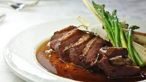recette magret de canard farci au foie gras et à la truffe de