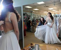 prom dress shopping in the age of facebook connecticut post
