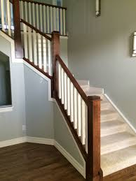 May « 2015 « Chez Sharah Remodelaholic Stair Banister Renovation Using Existing Newel How To Install Baby Gates On Stairway Railing Banisters Without My Humongous Diy Stairs Fail Kiss My List Stair Banister Rails The Part Of For Installing A Gate Drilling Into Insourcelife Pipe And Wood Hand Rail Made From Scratch Custom Rustic Wood 25 Best Painted Ideas Pinterest Makeover Gel Stain Handrails Your Home Translatorbox Best Railings Railings What Do You Need Know About Staircase Design 30th March 2017 Black