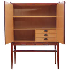 Target Mid Century Modern 6 Drawer Dresser by Mid Century Modern Scandinavian Cabinet In Rosewood At 1stdibs
