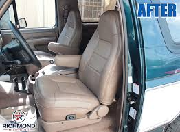 1996 Ford Bronco Ed Bauer Driver Lean Back PERFORATED Leather