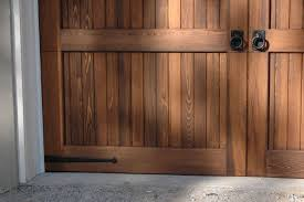 Image Of How To Install Decorative Garage Door Hardware