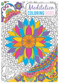 Meditative Adult Coloring Pages