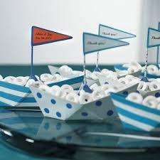 mariage de rêve thème de la mer les boites à dragées
