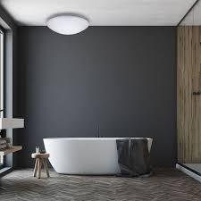 led deckenleuchte bad rund badezimmer leuchte ip44 schlafzimmer küche flur le
