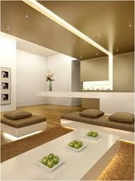 beleuchtung minimalistisch modernes wohnzimmer gestalten