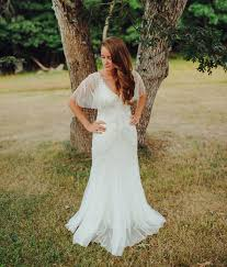 Fabulous Rustic Wedding Dresses