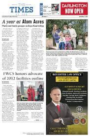 Luers Christmas Tree Farm by St Joe Times December 2015 By Kpc Media Group Issuu