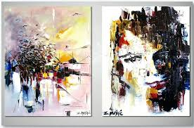 Modern Paintings Contemporary Art By Music Abstract Painters Famous